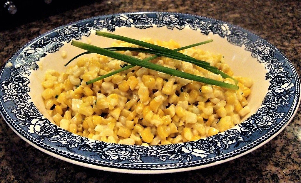 Ad Hoc at Home: Creamed Summer Corn