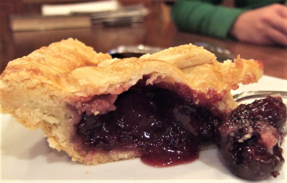 Ad Hoc at Home: Cherry Pie