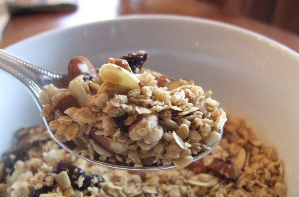 Off Topic: Granola