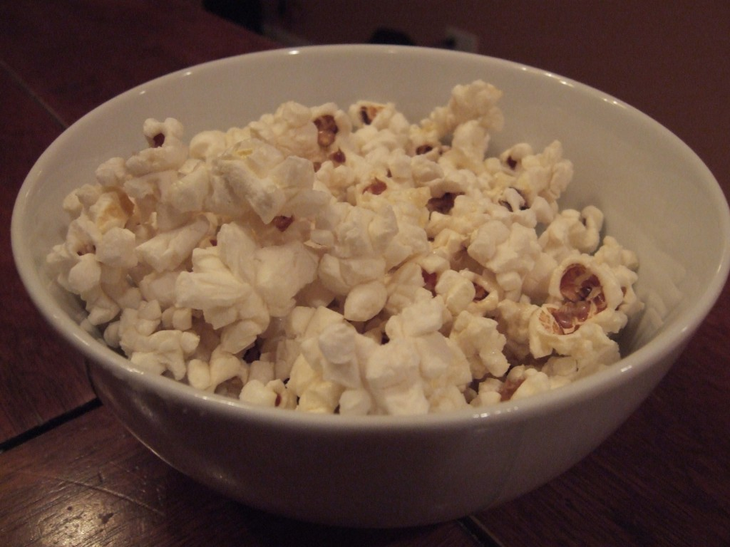 "Off Topic: A Brief History of Popcorn and How to Make the ""Real"" Thing"