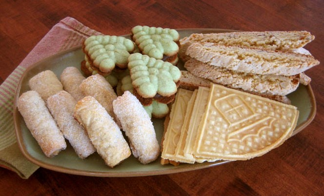 Guest Recipe: Mo's Holiday Cookies