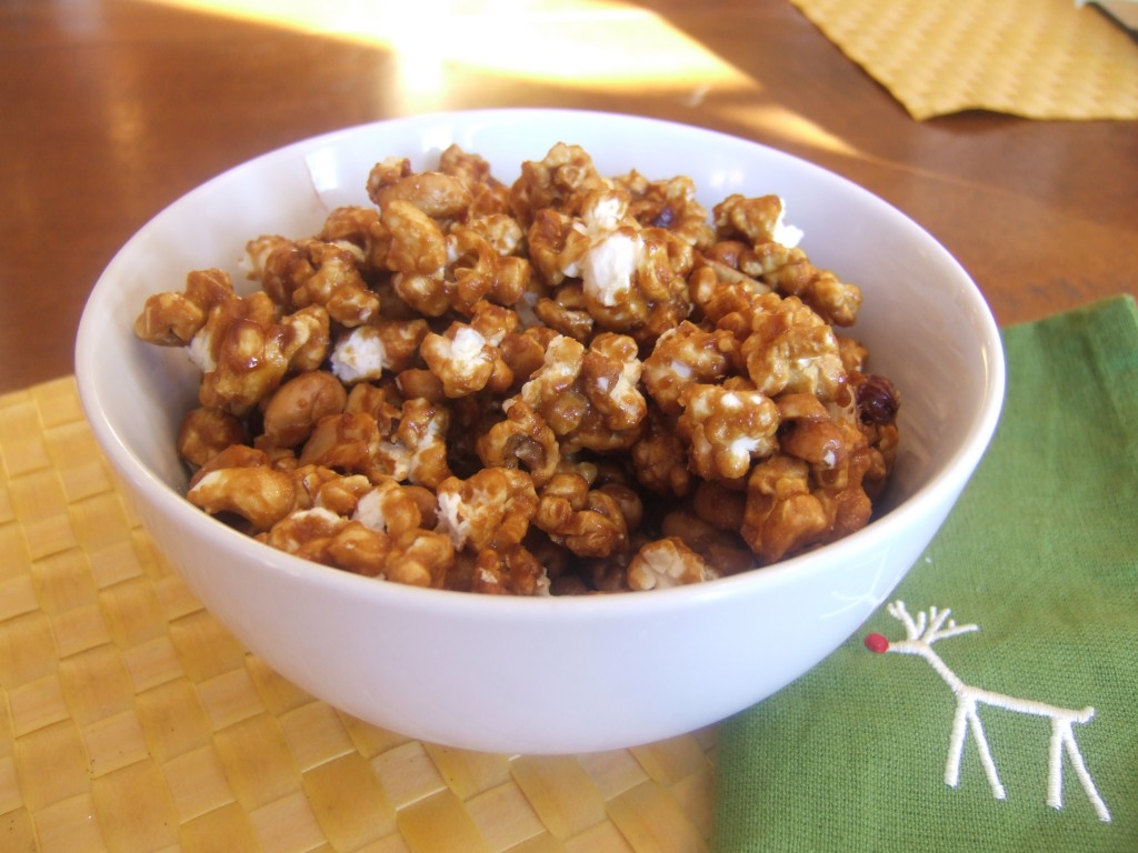Off Topic: Holiday Fudge and Butter Toffee Popcorn