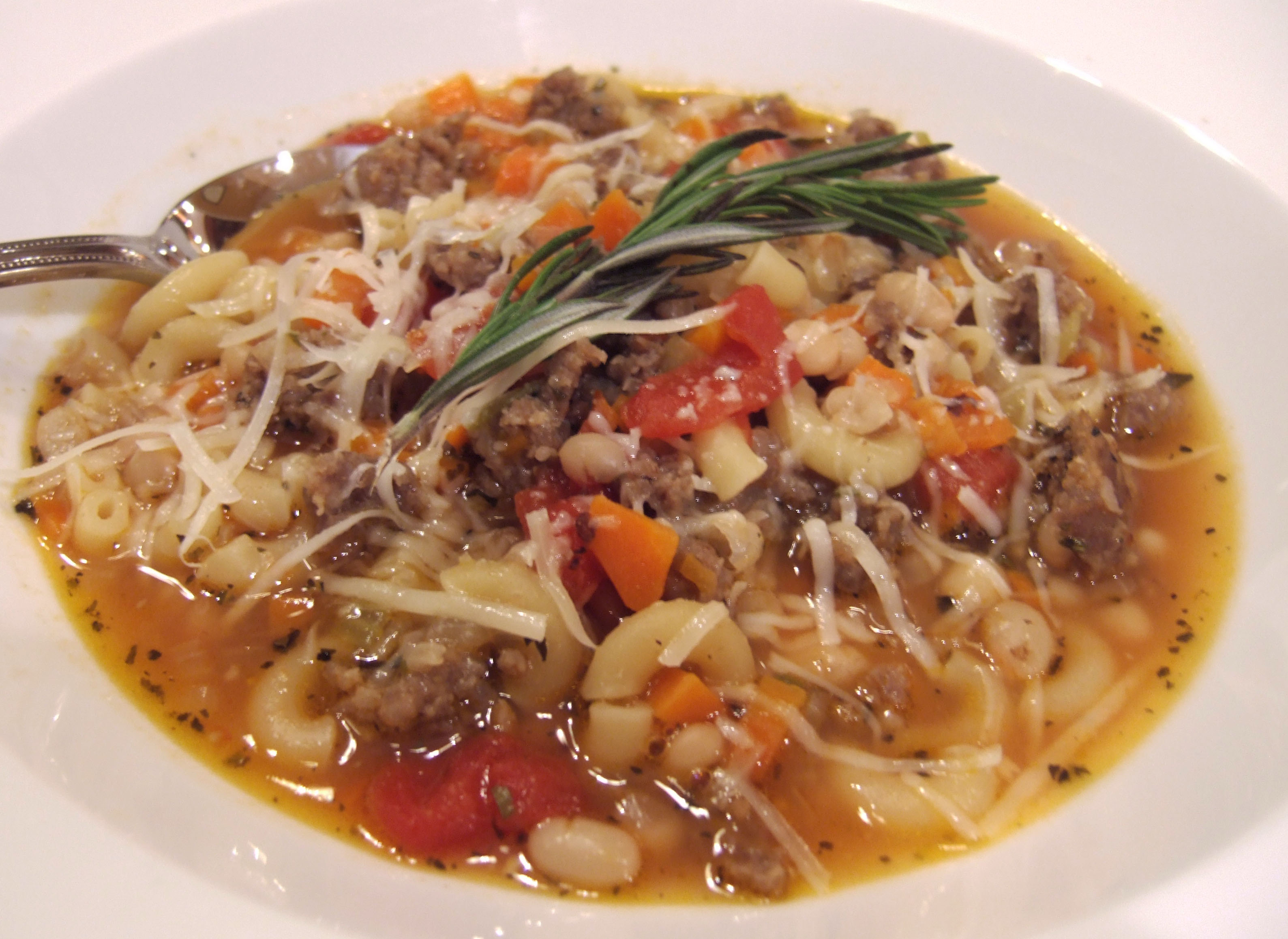 white bean soup with sausage and black bean soup italian sausage bean ...