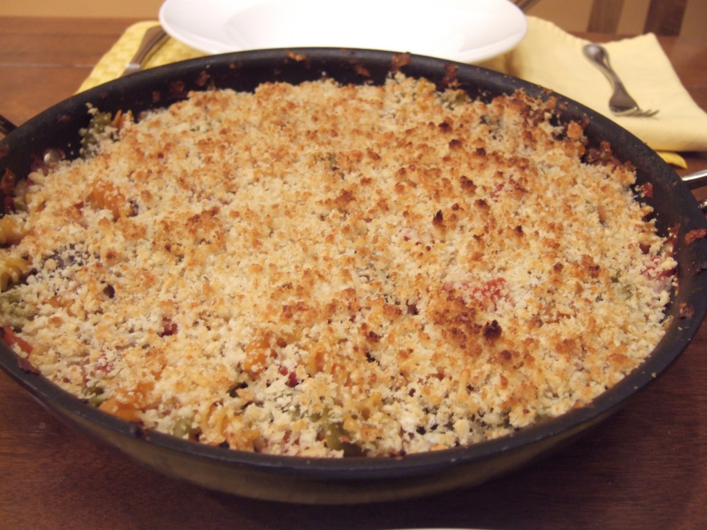 Off Topic: Pasta Al Forno