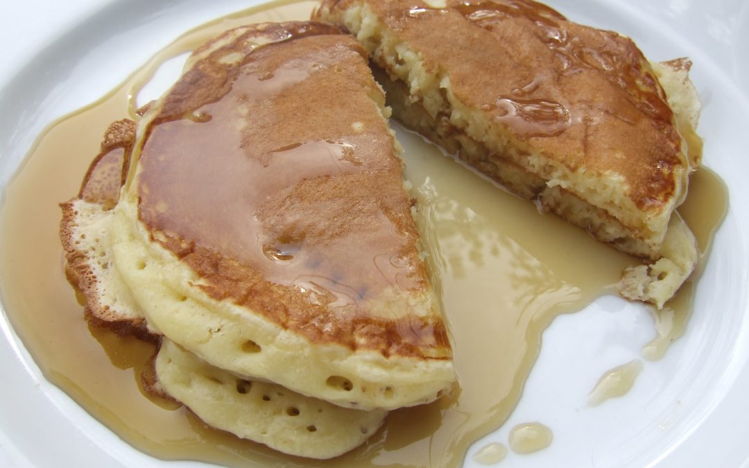 My Father's Daughter: Bruce Paltrow's World-Famous Pancakes
