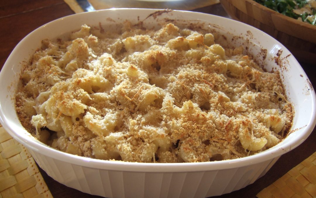 My Father's Daughter: Macaroni & Cheese (One Way)