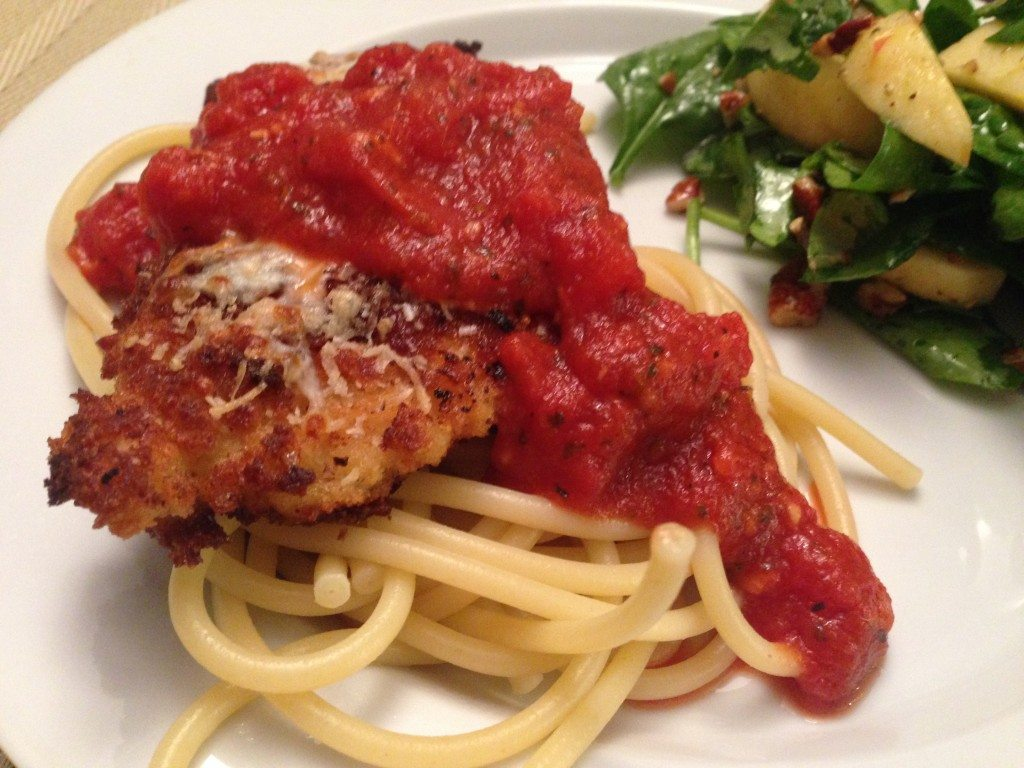 Best Chicken Parmesan (from Cook's Illustrated, September 1998)