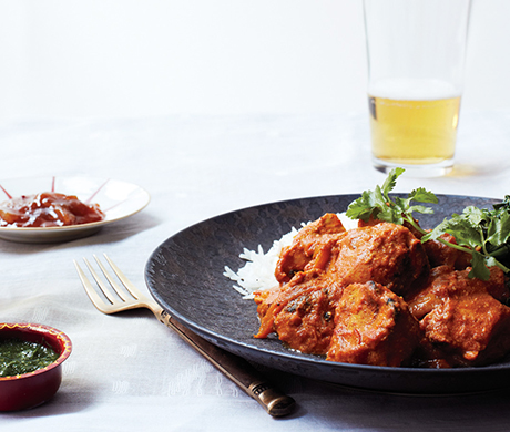 Chicken Tikka Masala bon appetit