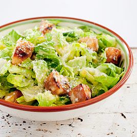 Grilled Caesar Salad Cook's Country
