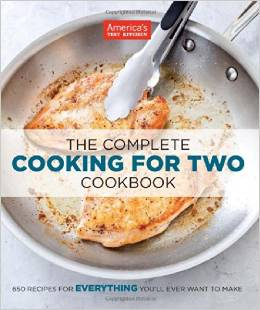 The Next Book: The Complete Cooking for Two Cookbook