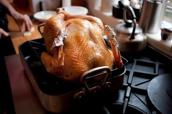 America Test Kitchen Brined Turkey