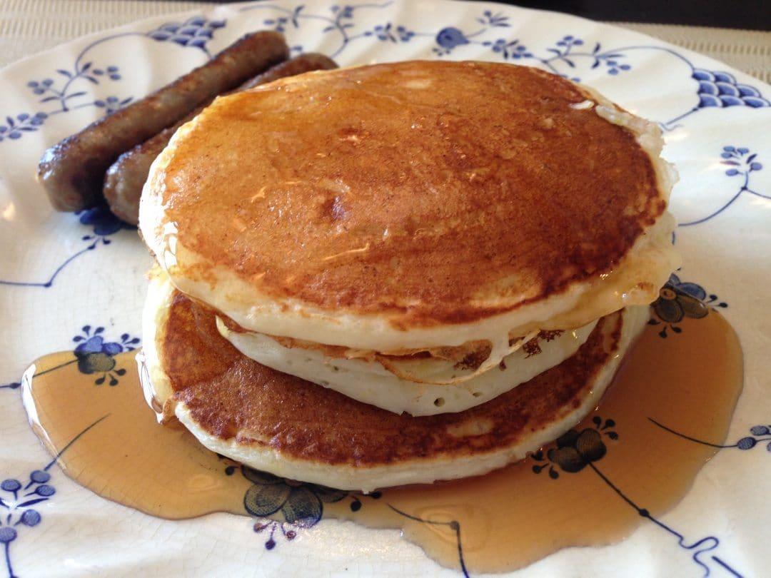 pancakes, success