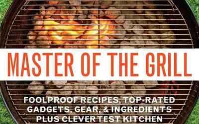 Next book: Master of the Grill