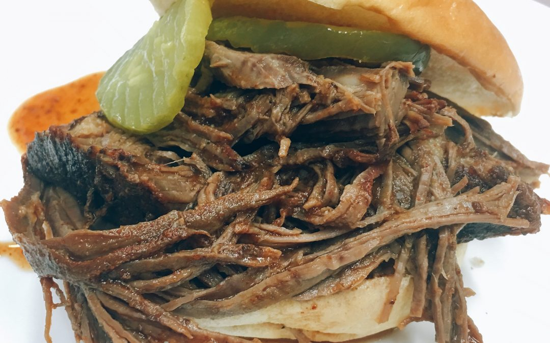 Kansas City BBQ Brisket