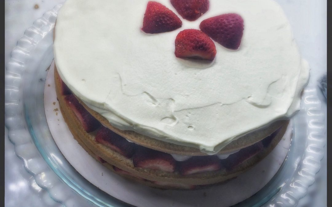 Lyric lyrics to strawberry letter 22 : Strawberry Cream Cake | Kate Cooks the Books