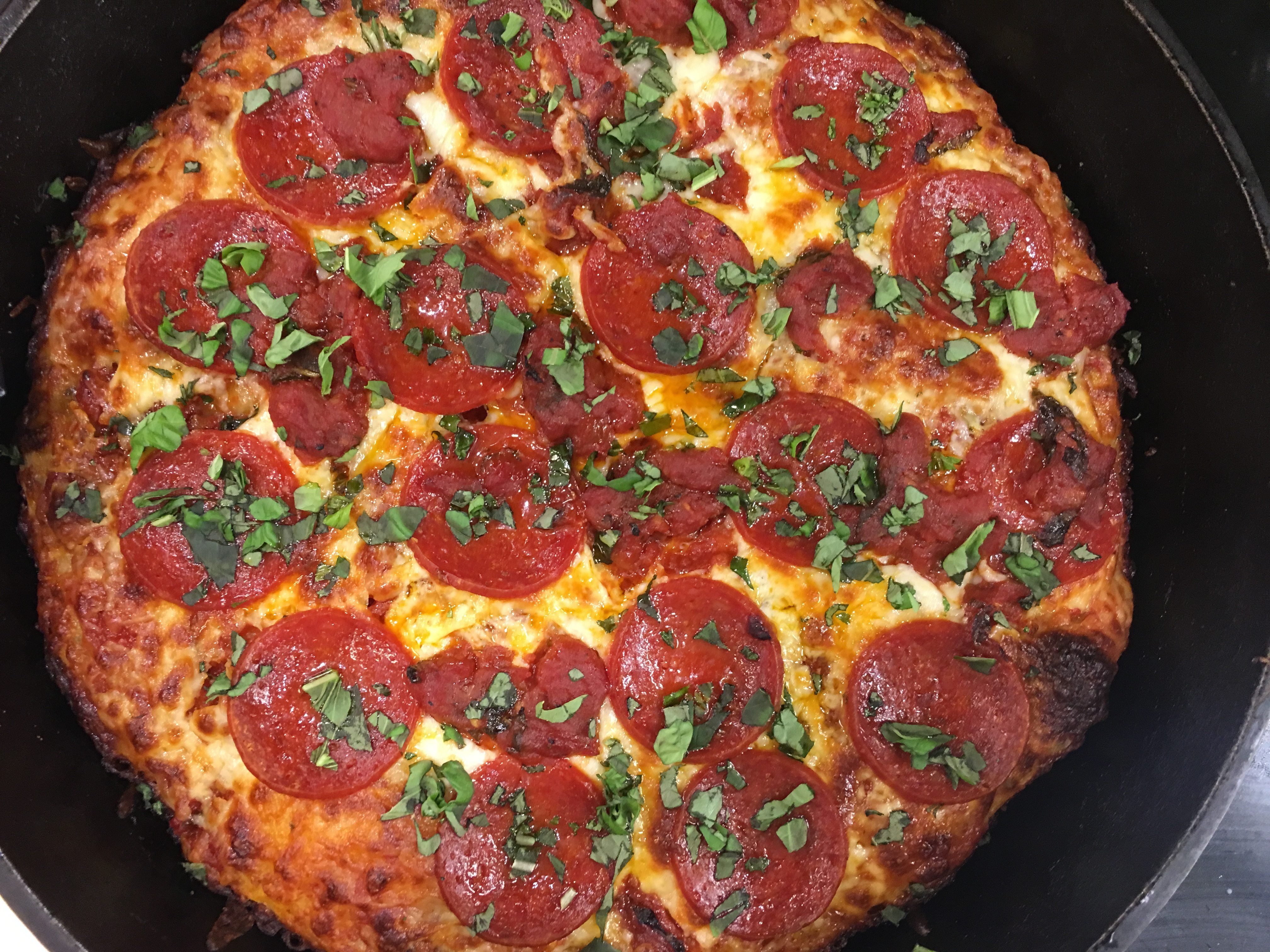 Chicago Pizza Recipe America S Test Kitchen