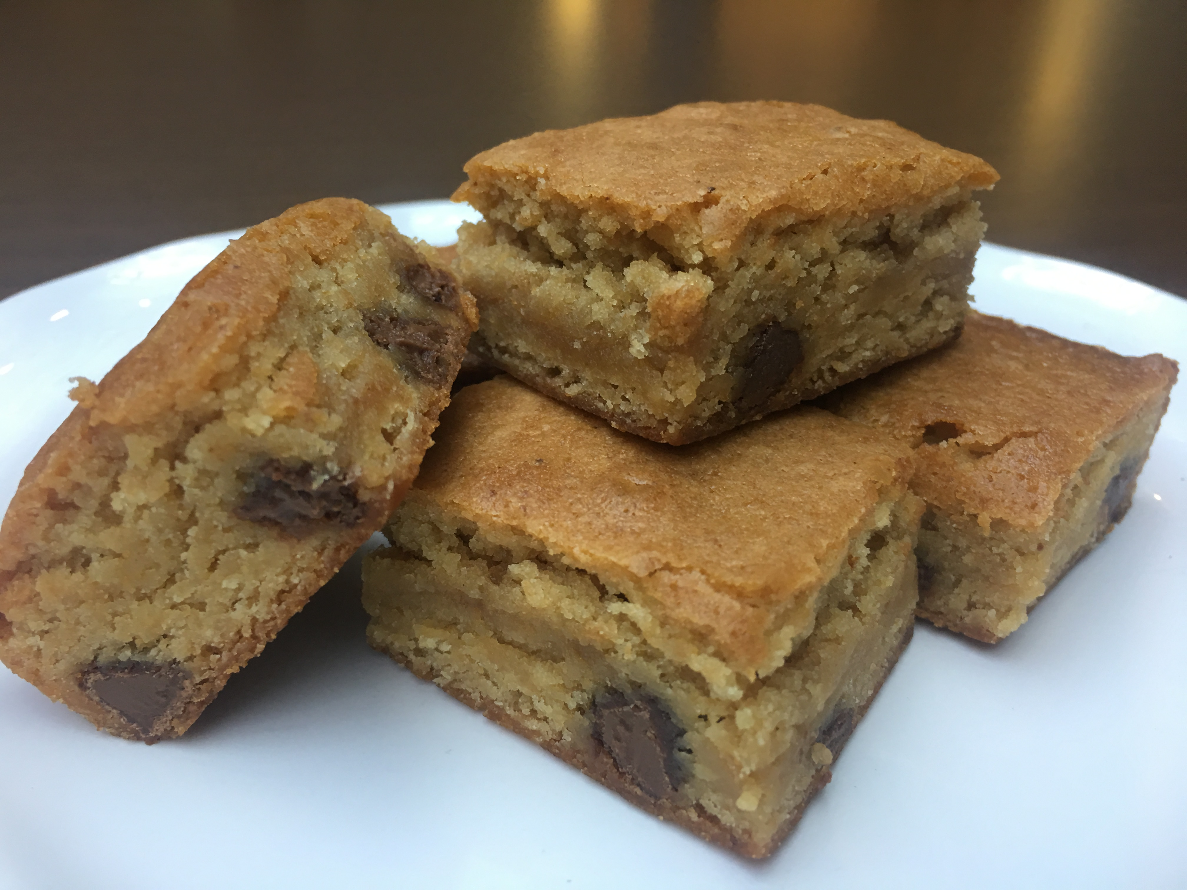 Browned Butter Blondies.  Cook's Illustrated, January 2019